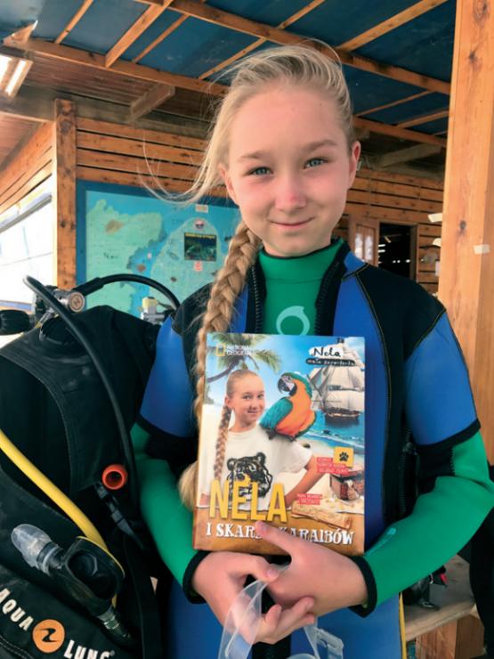 Nagroda specjalna - Nela Mała Reporterka, za serię książek podróżniczych dla dzieci - TRAVELERY 2017. Najbardziej prestiżowe nagrody podróżnicze w Polsce rozdane!