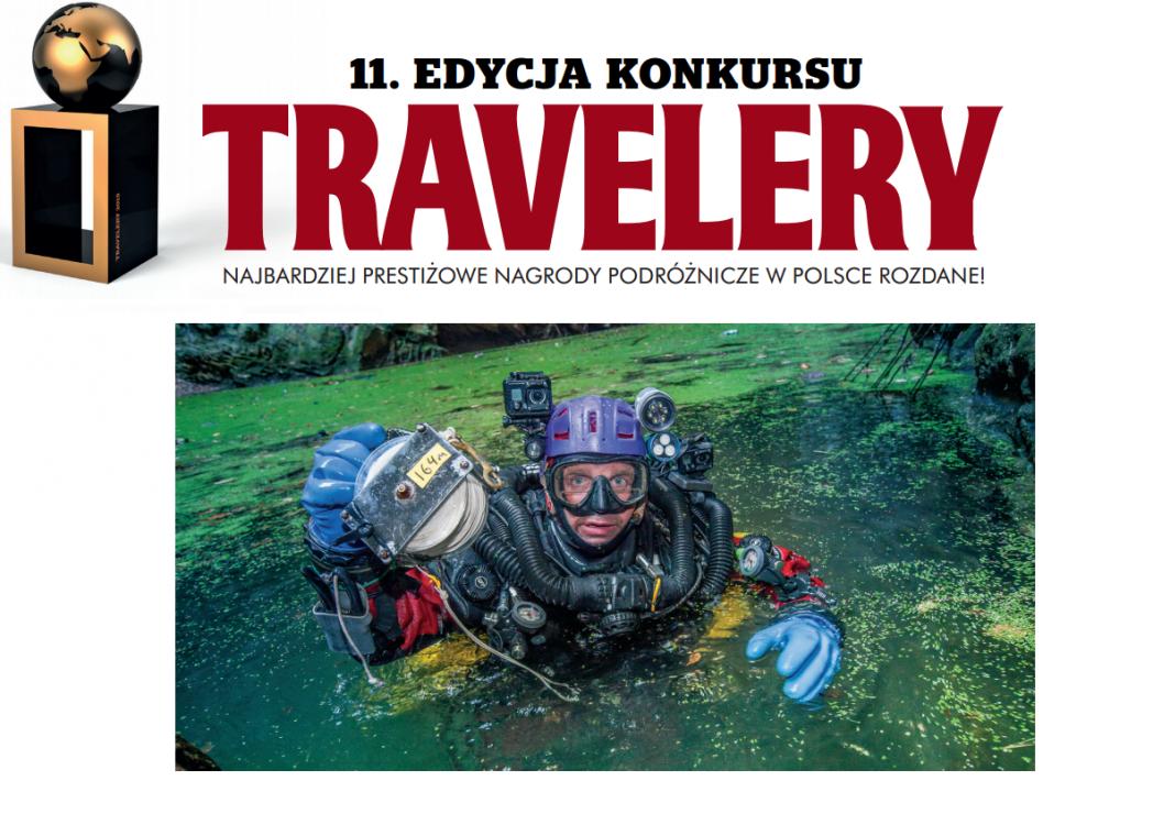 Poznaj zwycięzców 11. edycji konkursu TRAVELERY! - TRAVELERY 2017. Najbardziej prestiżowe nagrody podróżnicze w Polsce rozdane!