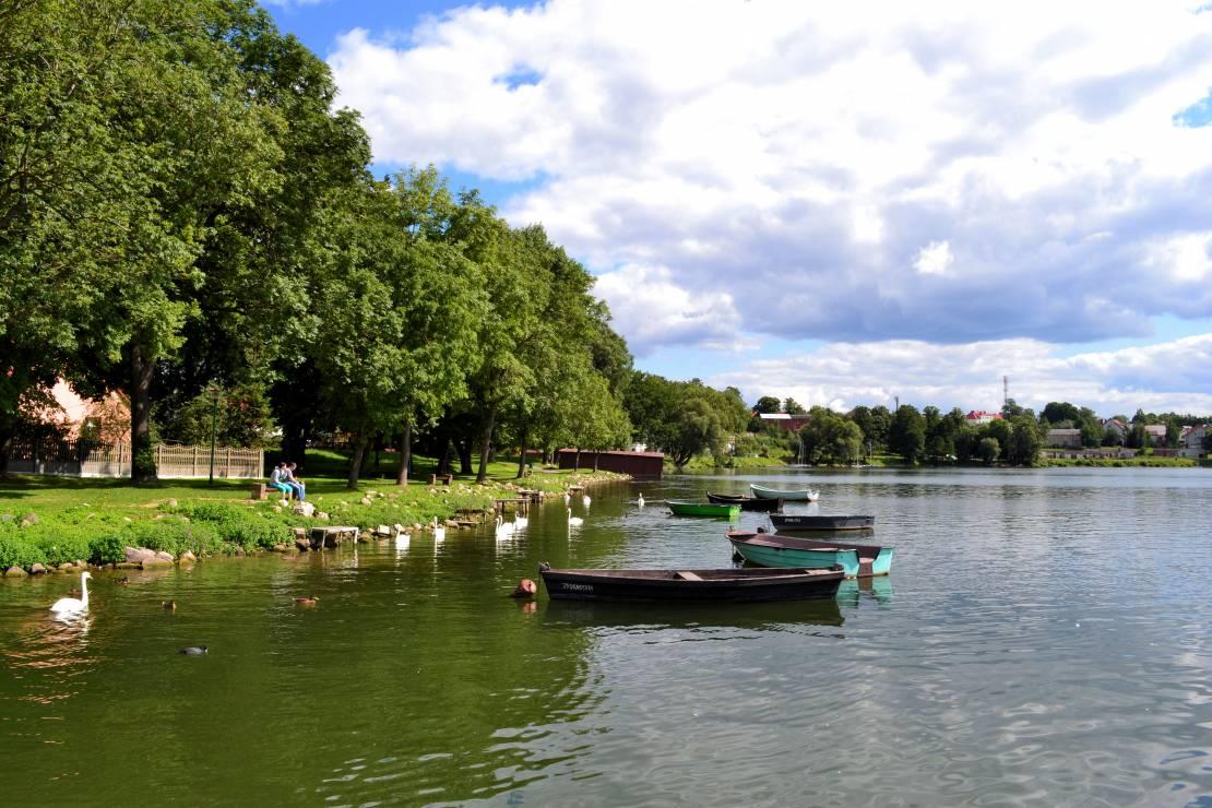 3. Jezioro Drawsko - 10 najpiękniejszych jezior w Polsce
