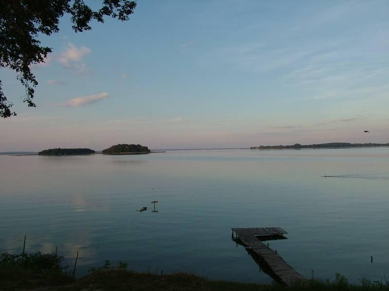7. Jezioro Śniardwy - 10 najpiękniejszych jezior w Polsce