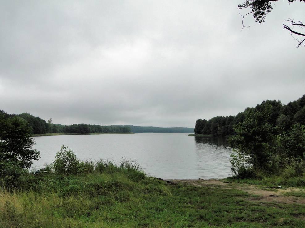 9. Jezioro Pile - 10 najpiękniejszych jezior w Polsce