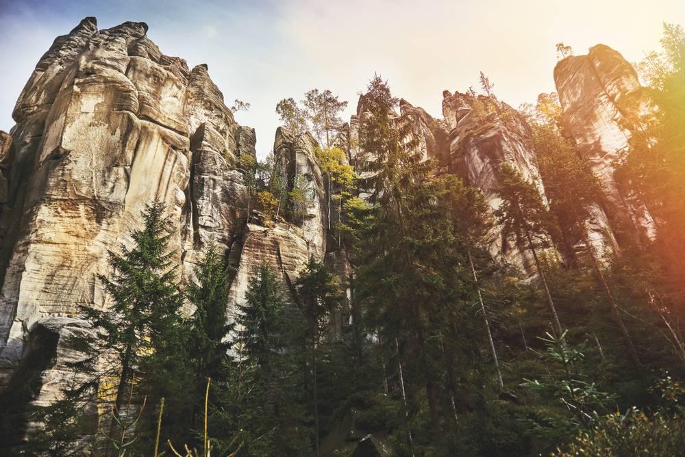 Czechy na weekend: Skalne Miasta - Tak blisko i tak pięknie! Odwiedź czeskie Skalne Miasta