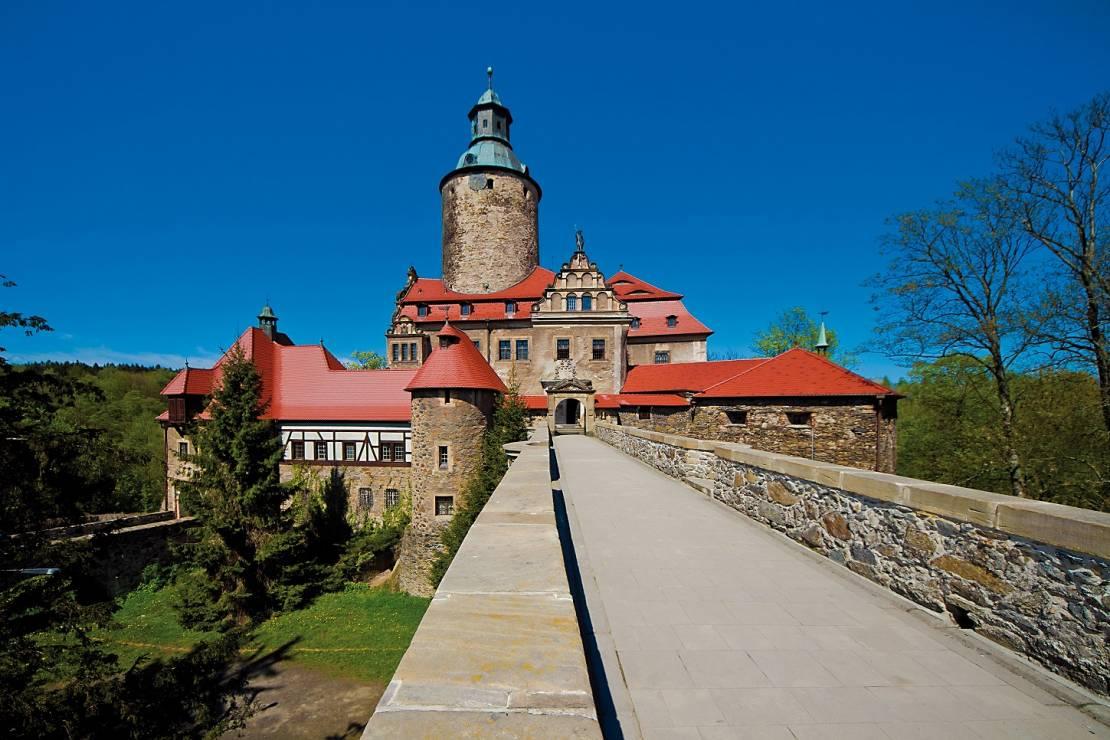 Zamek Czocha (Sucha) - Najbardziej romantyczne hotele w Polsce. Oto one!