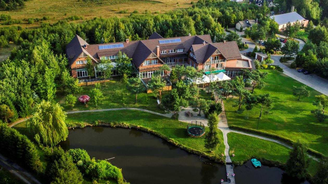 Kozi Gród Hotel&Restaurant (Pomlewo) - Najbardziej romantyczne hotele w Polsce. Oto one!