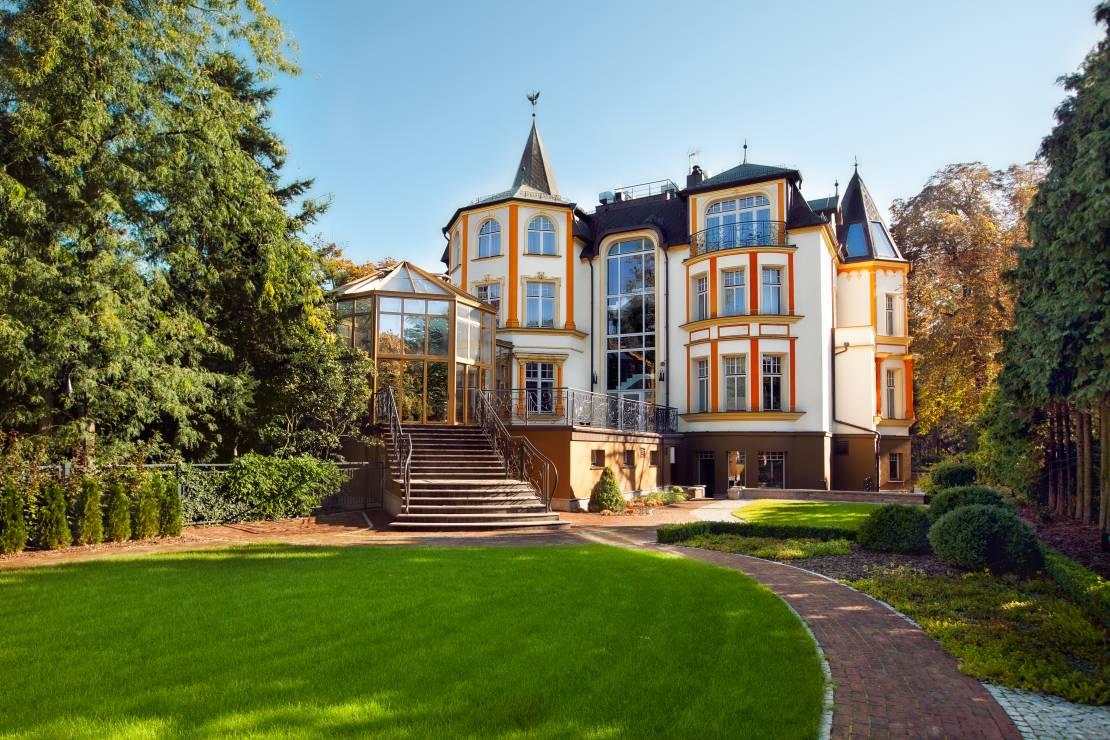 Grape Hotel & Restaurant***** (Wrocław) - Najbardziej romantyczne hotele w Polsce. Oto one!