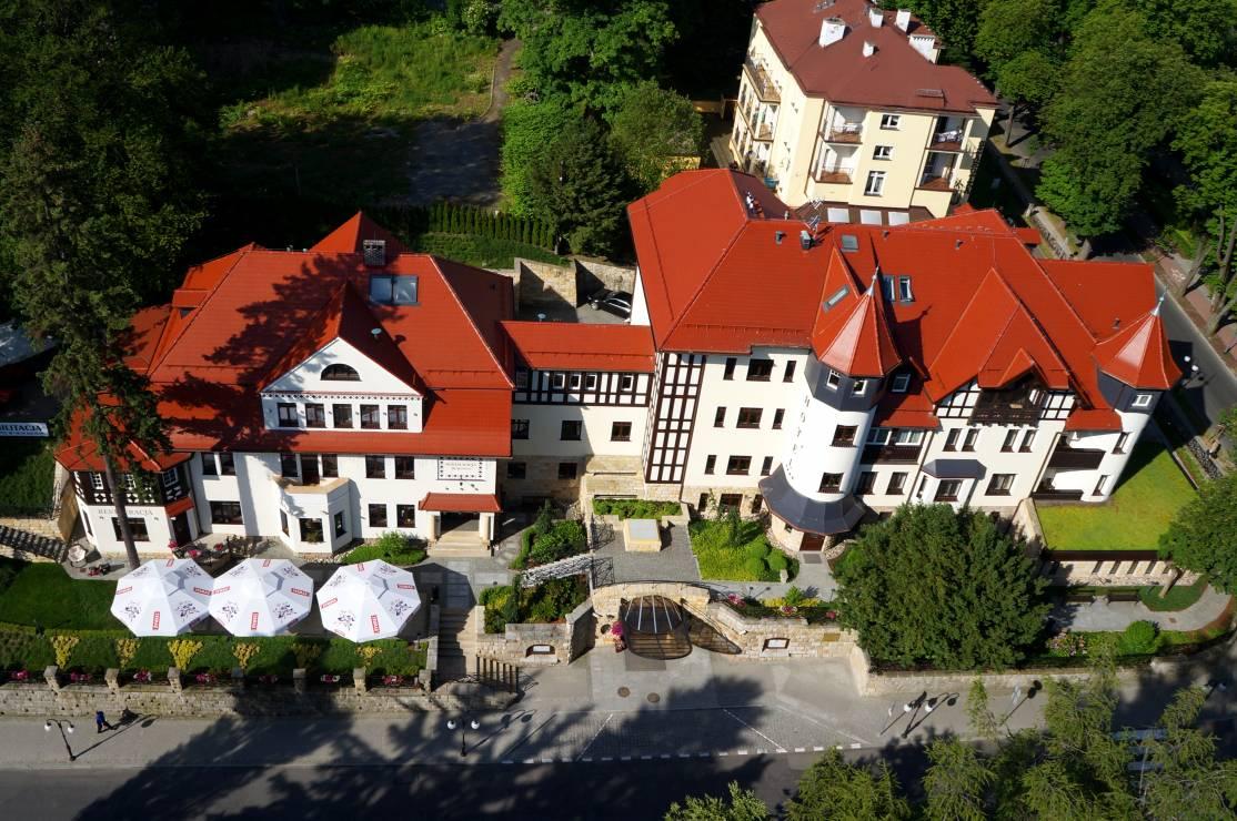 Bukowy Park**** Hotel Medica Spa (Polanica Zdrój) - Najbardziej romantyczne hotele w Polsce. Oto one!