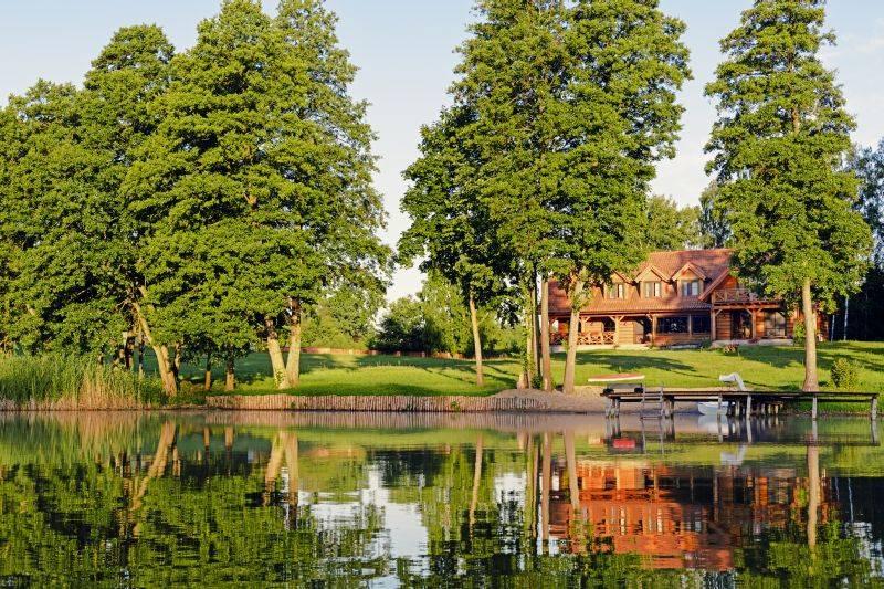 Lawendowy Winiec (Miłomłyn) - Najbardziej romantyczne hotele w Polsce. Oto one!