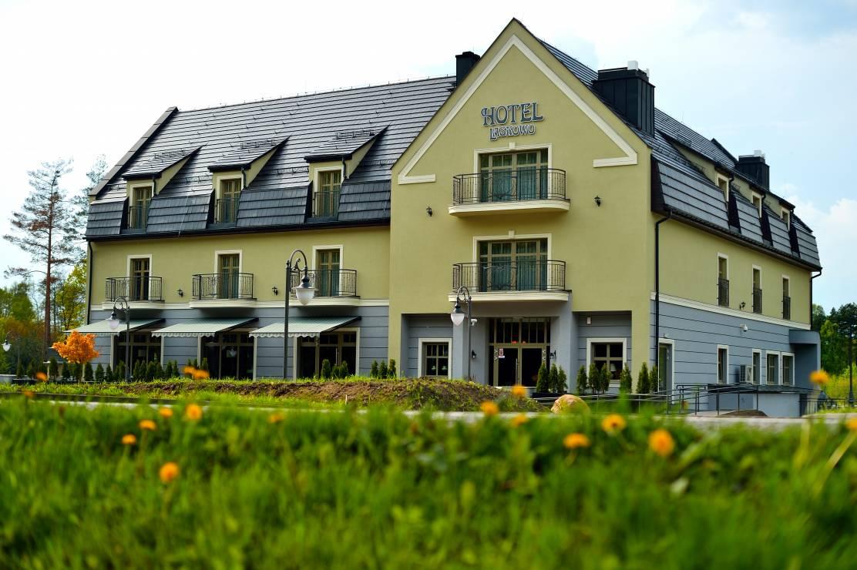 Hotel SPA LASKOWO (Jankowice) - Najbardziej romantyczne hotele w Polsce. Oto one!