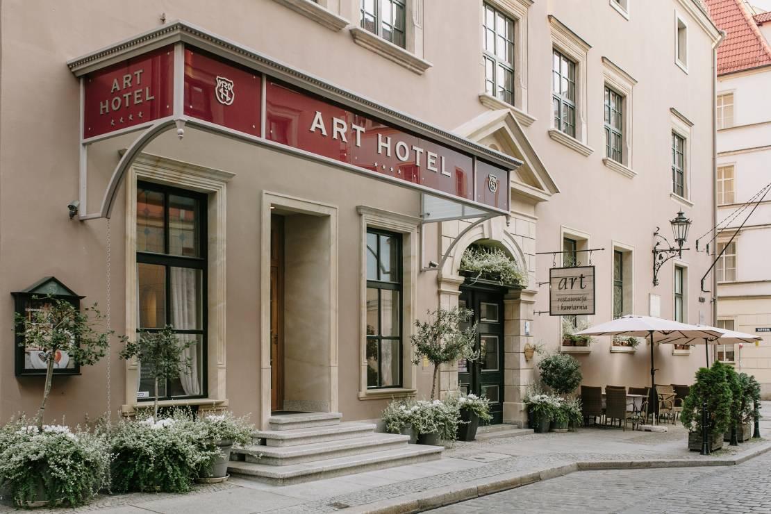 Art Hotel**** (Wrocław) - Najbardziej romantyczne hotele w Polsce. Oto one!