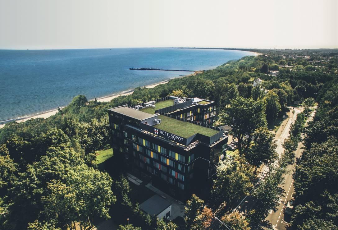 Hotel Sopot**** (Sopot) - Najbardziej romantyczne hotele w Polsce. Oto one!
