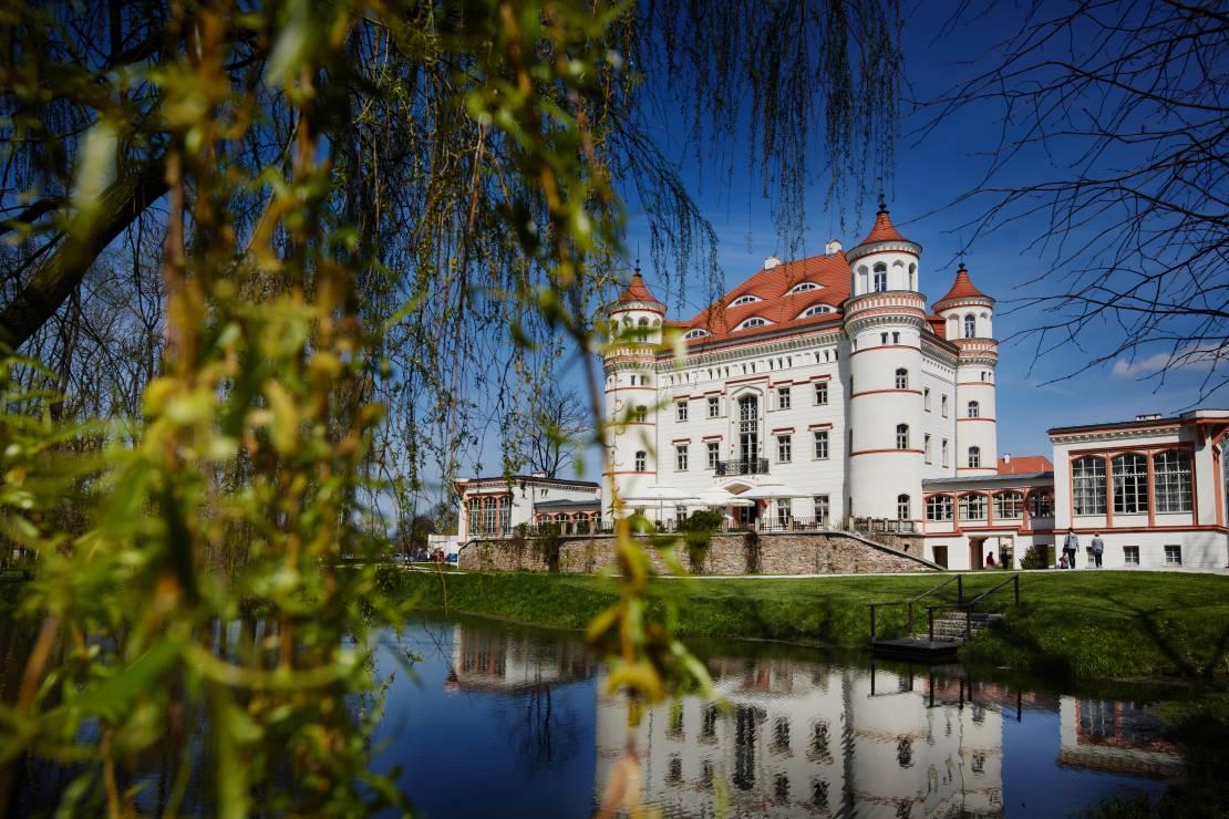Pałac Wojanów (Jelenia Góra) - Najbardziej romantyczne hotele w Polsce. Oto one!