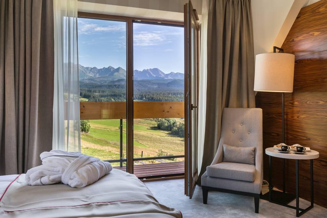 Hotel Kopieniec **** Fizjo- Med & SPA (Murzasichle) - Najbardziej romantyczne hotele w Polsce. Oto one!