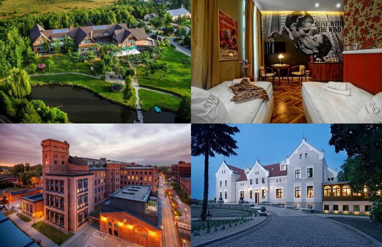 Poznaj najbardziej romantyczne hotele w Polsce - Najbardziej romantyczne hotele w Polsce. Oto one!