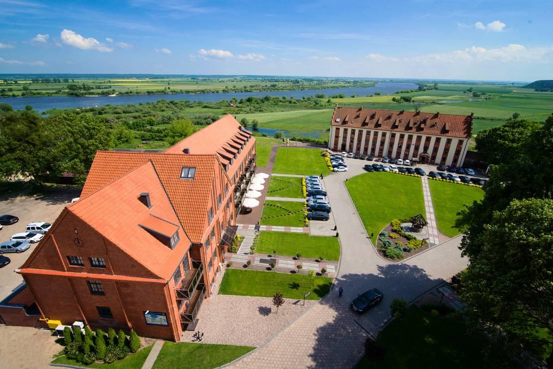 Zamek Gniew**** (Gniew) - Najbardziej romantyczne hotele w Polsce. Oto one!