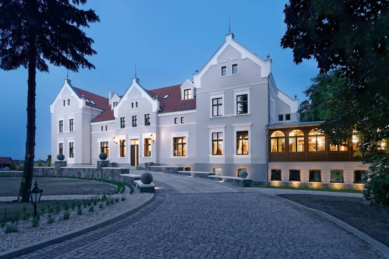 PAŁAC MORTĘGI Hotel&Spa**** (Lubawa) - Najbardziej romantyczne hotele w Polsce. Oto one!