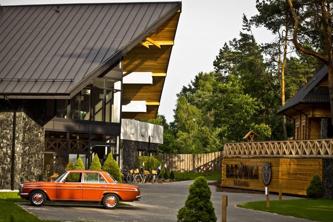 Bacówka Radawa Spa (Radawa) - Najbardziej romantyczne hotele w Polsce. Oto one!