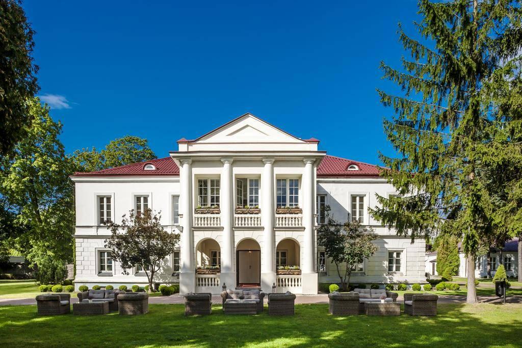Pałac Zegrzyński (Zegrze) - Najbardziej romantyczne hotele w Polsce. Oto one!
