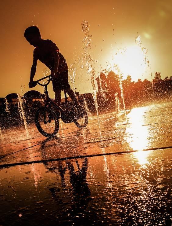 """II wyróżnienie """"Trochę wody dla ochłody"""" – Dominika Koszowska - Wyślij zdjęcia i zostań laureatem Wielkiego Konkursu Fotograficznego"""