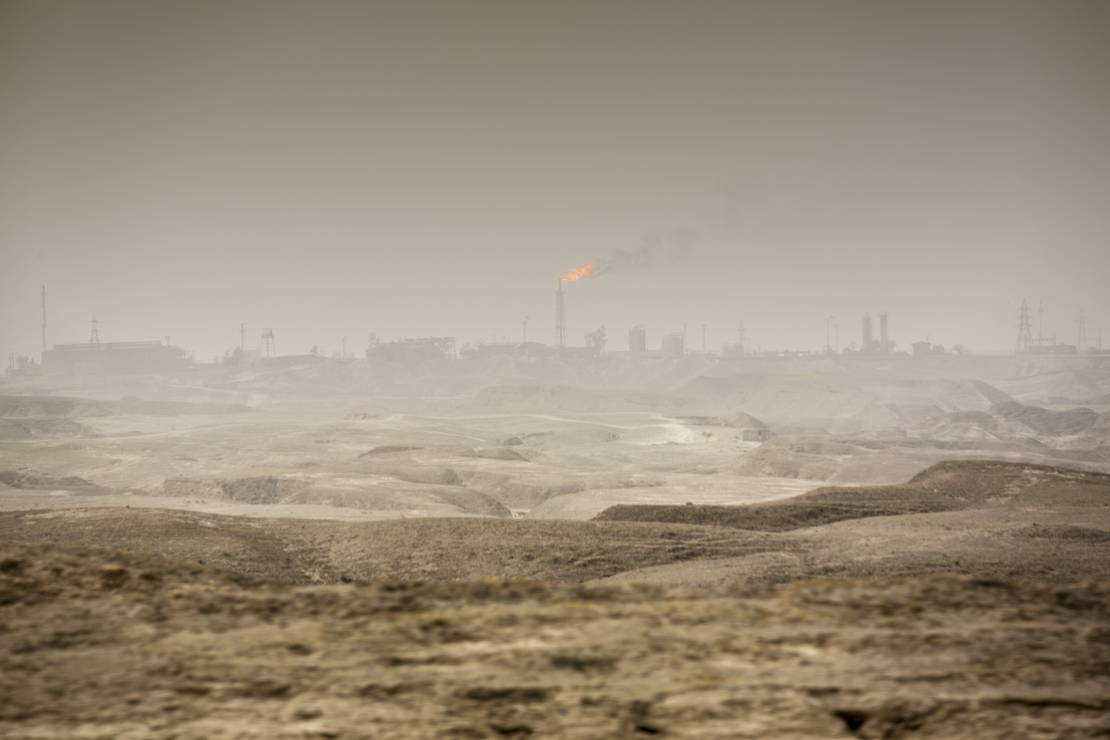 Droga do Ahwazu gorączka czarnego złota - Poprzez historię do współczesnego Iranu. Radosław Fiedler śladami polskich uchodźców