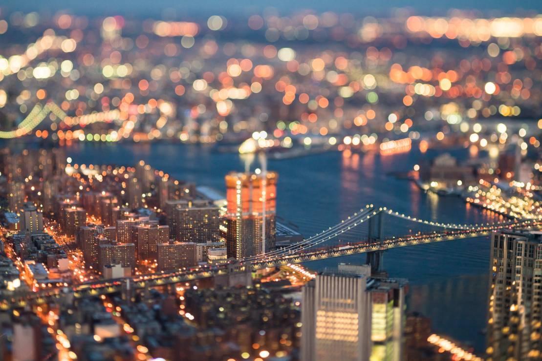 """""""New York Resized"""". Zobacz Nowy Jork z perspektywy, z jakiej go nigdy nie widziałeś! - Metropolia zredukowana do mrowiska? Zobacz Nowy Jork z perspektywy, z jakiej nigdy go nie widziałeś!"""