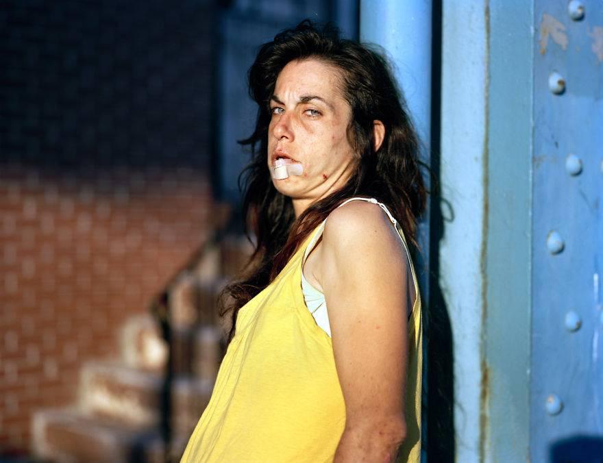 Amerykański sen? Raczej amerykański koszmar. Poruszające portrety narkomanów z Filadelfii - Amerykański sen? Raczej amerykański koszmar. Poruszające portrety narkomanów z Filadelfii
