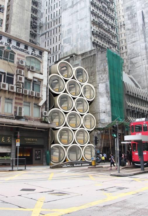 OPod - Czy te domy rozwiążą problemy mieszkaniowe Hongkongu? [GALERIA]
