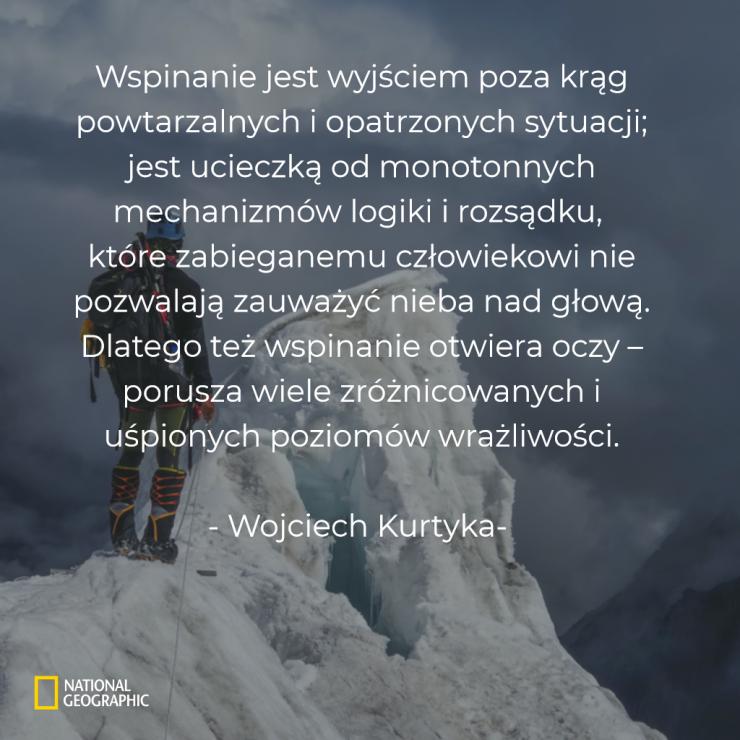 O Tym Co Pcha W Góry Najpiękniejsze Górskie Cytaty Sztuka życia