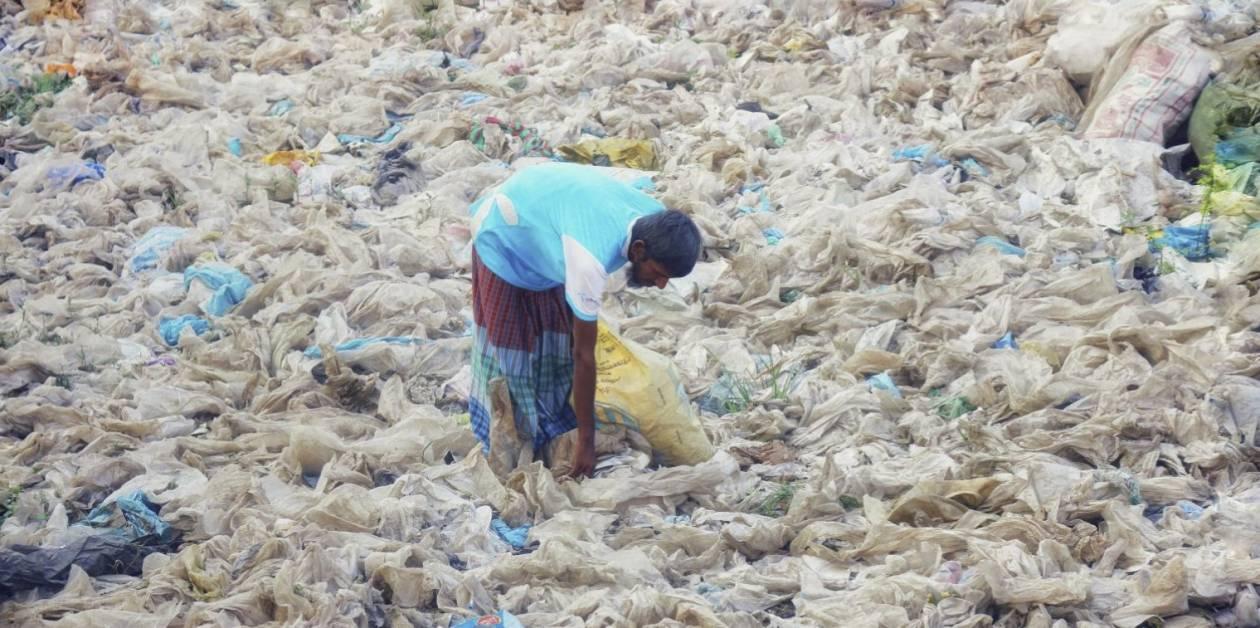 8. Śmierć w opakowaniu - 10 szokujących faktów na temat plastiku. Do 2050 roku wszystkie gatunki morskich ptaków będą go jeść