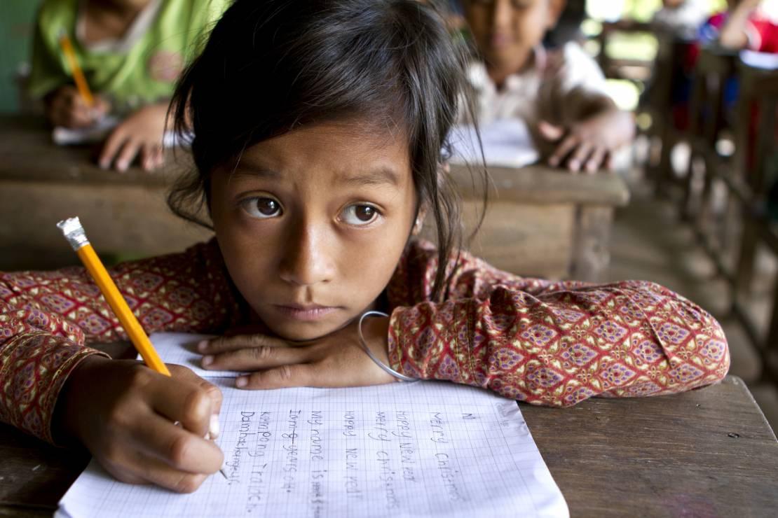 1. Zdjęcie  - Kambodża: Tropikalny raj po przejściach