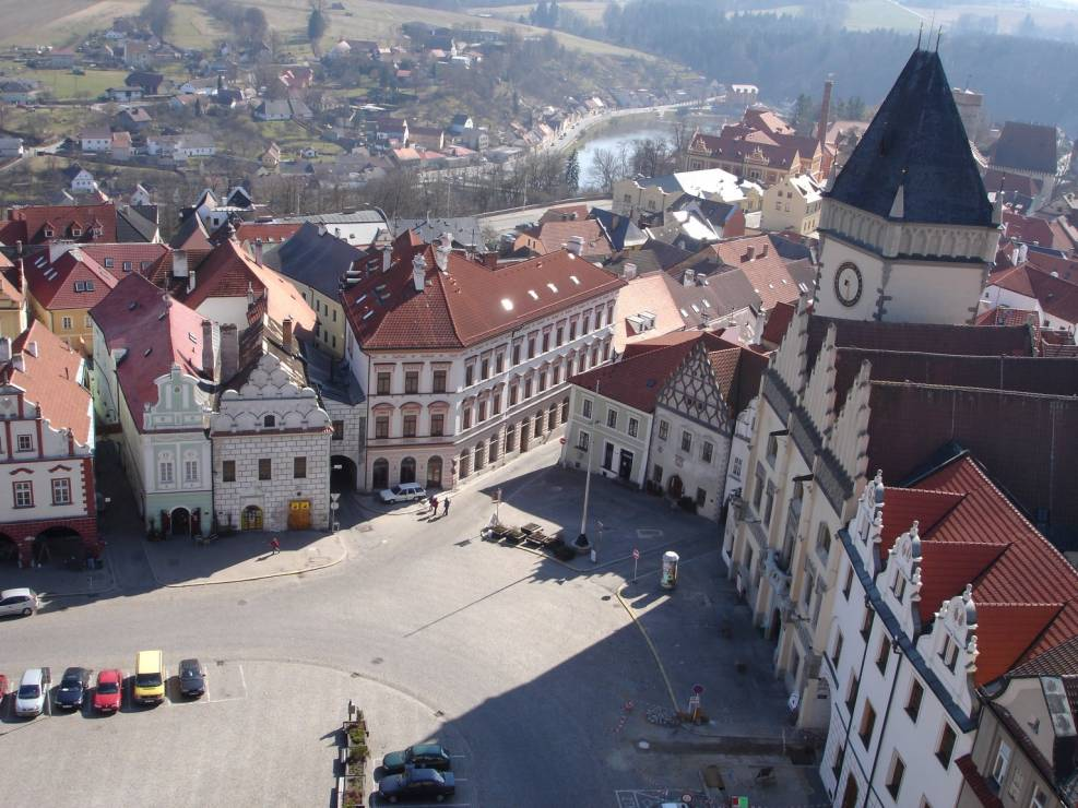 1. Zdjęcie  - Dyskretny urok czeskiego południa. Świat Hrabala i Haszka