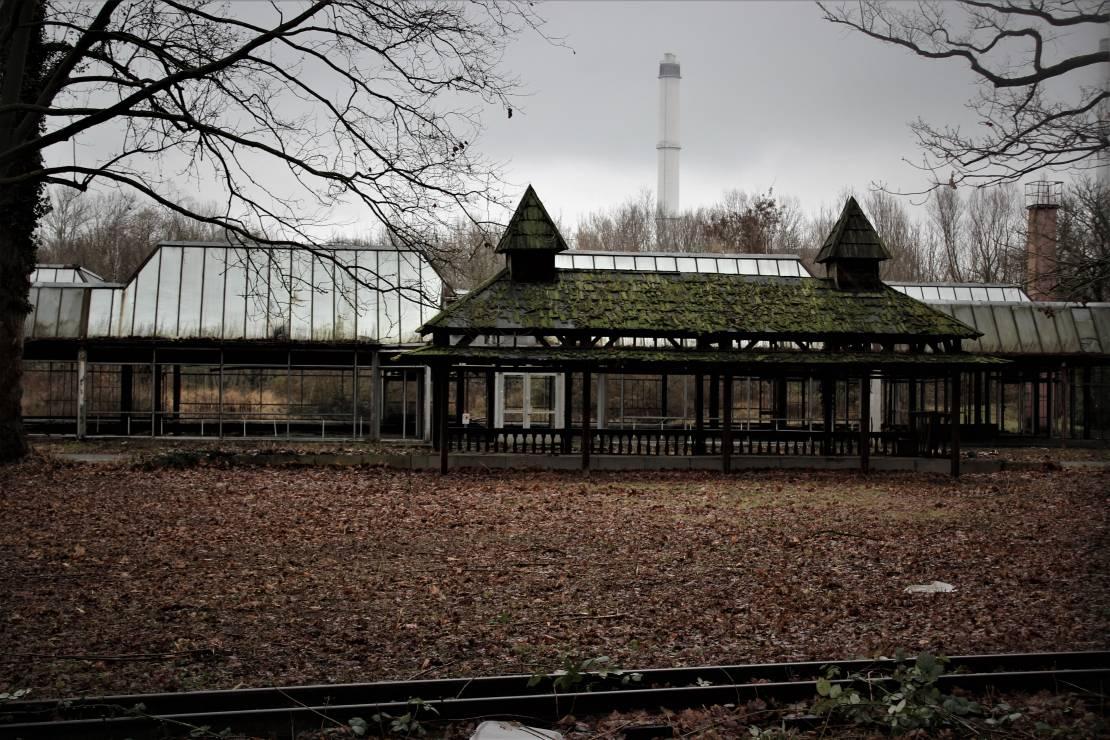 Spreepark w Berlinie - Spreepark. Zaglądamy do opuszczonego parku rozrywki w Berlinie [GALERIA]