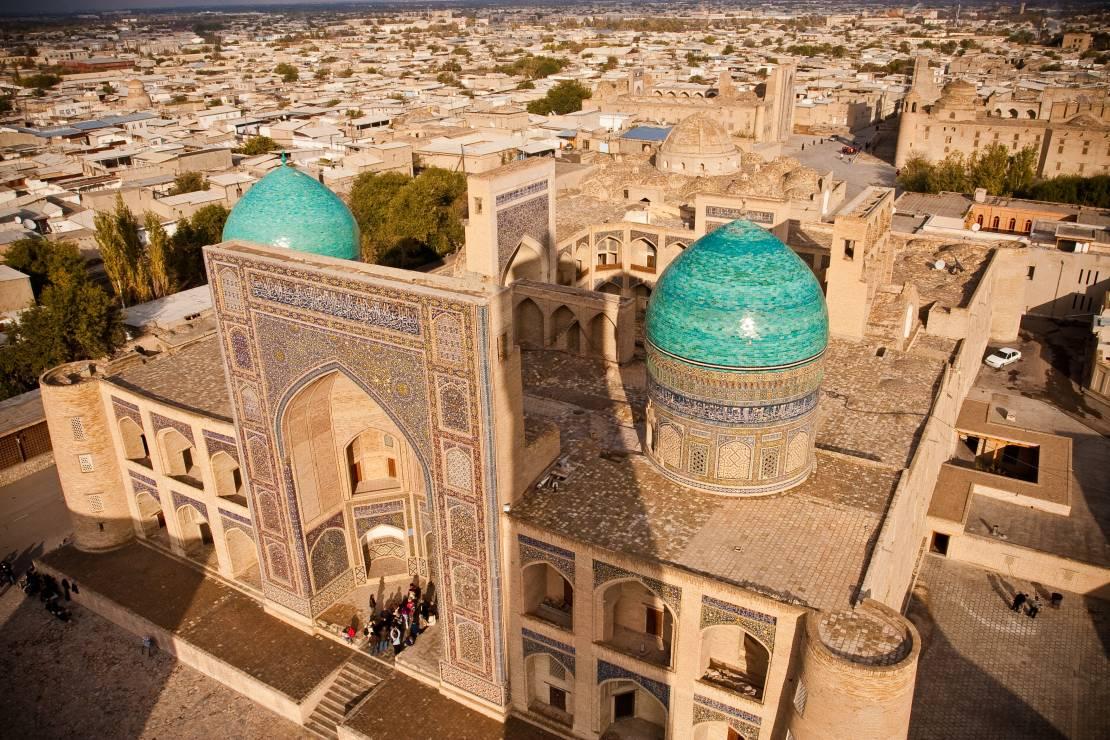 Uzbekistan znosi wizy dla Polaków - Do Uzbekistanu polecimy bez wiz. Czy Polacy wybiorą ten mało popularny kierunek ?