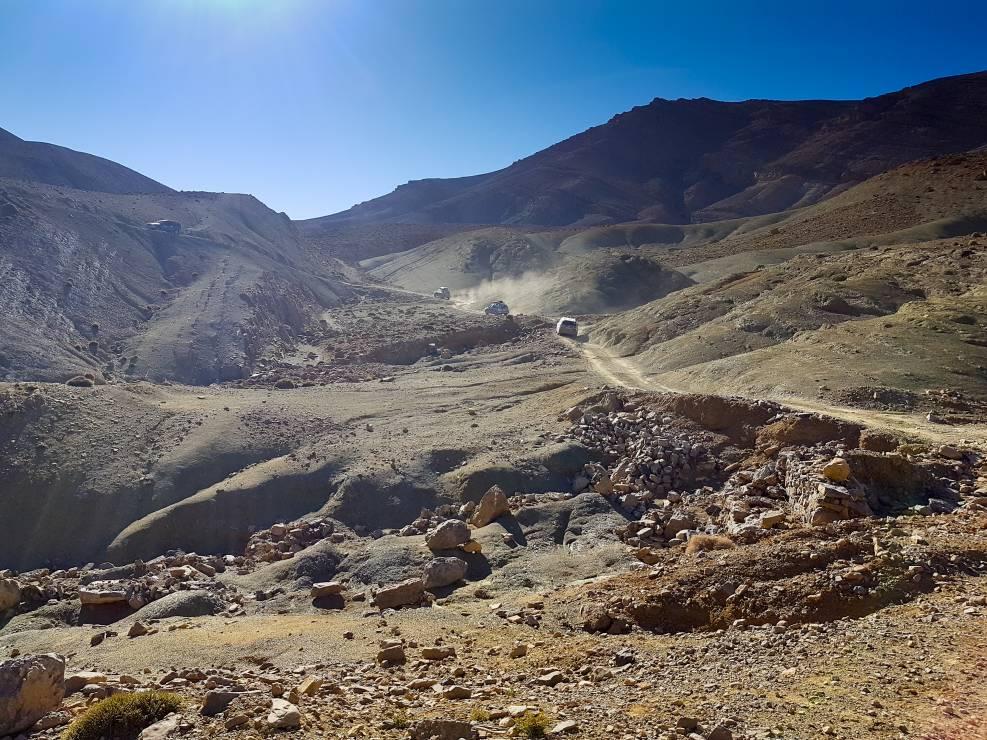 Maroko Subariada - Kraj wolnych ludzi