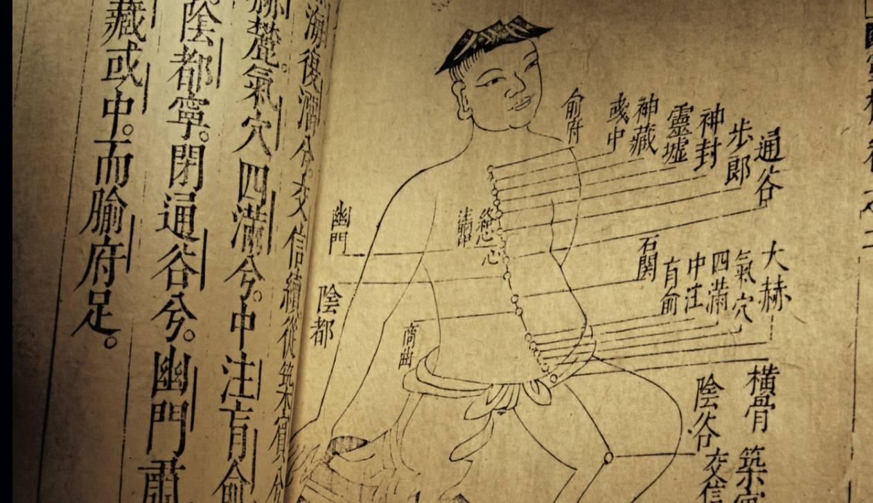 Kanon medycyny chińskiej - Tajemnice chińskiej medycyny.