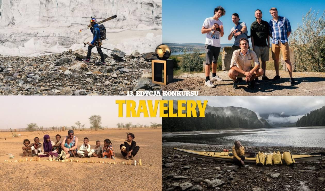 Znamy zwycięzców 13. edycji konkursu Travelery. To oni inspirują do odkrywania! - Znamy zwycięzców 13. edycji konkursu Travelery. To oni inspirują do odkrywania!
