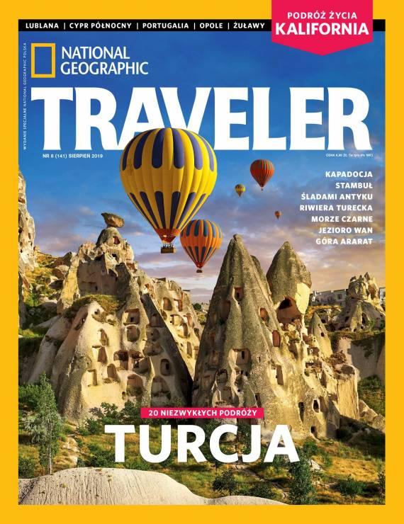 Więcej o Turcji przeczytasz w sierpniowym numerze Travelera - Ten wakacyjny kierunek rządzi wśród Polaków. Zdetronizował Grecję