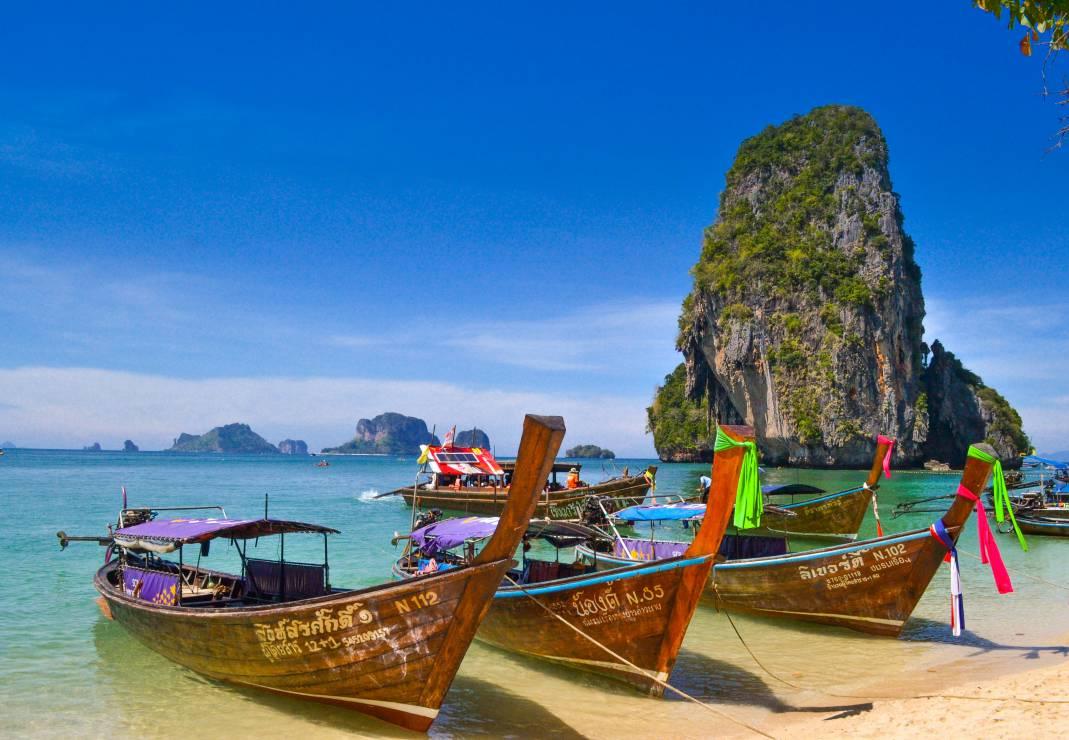 Tajlandia - Najsłynniejsze filmy, które kręcono w Tunezji, Malcie i Tajlandii