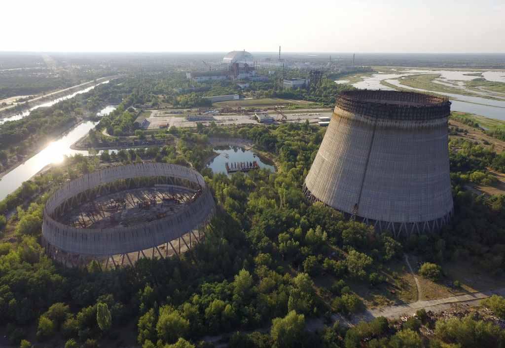 Po raz pierwszy wpuszczą turystów do serca elektrowni w Czarnobylu. Radioaktywne wakacje promocją Ukrainy fot. Getty Images - Turyści będą wpuszczani do serca elektrowni w Czarnobylu. Radioaktywne wakacje promocją Ukrainy