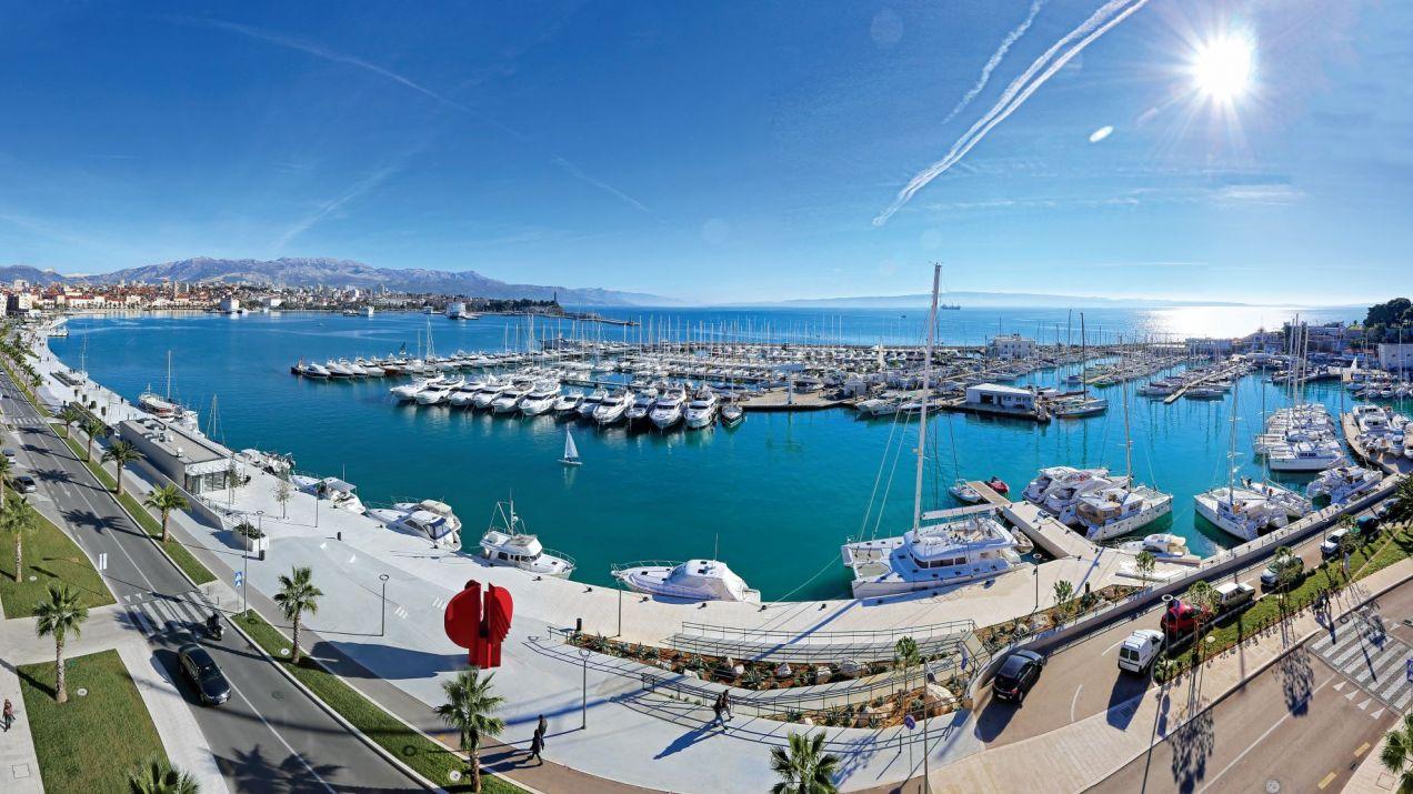 #VisitCroatia: zwiedzamy Split i okolice