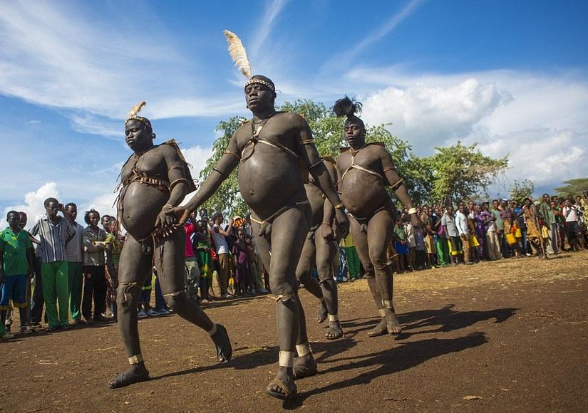 Африканские негры гиганты видео